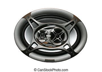 Car audio amplifier. Consumer Electronics