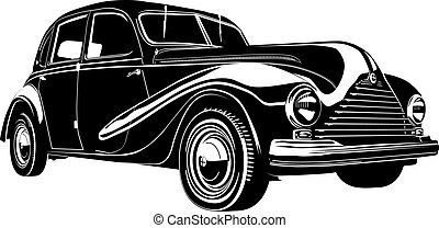Car. Available EPS-8 vector format separated by groups and...
