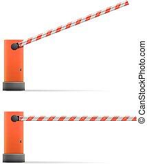 Car barriers
