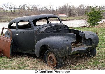 Car Carcass 1
