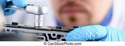 car-care, 修理, 修理人, 中心