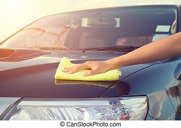 car care concept