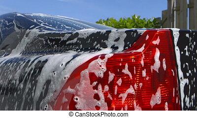 Car Care - Impression - Washing a Car - Impressions