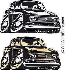 car, caricatura