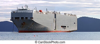 Car Carrier Ship