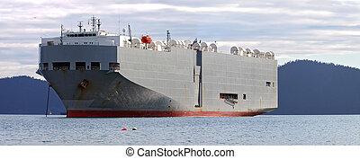 Car Carrier Ship