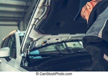 Car Check Engine Problem