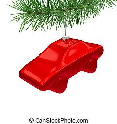 Car Christmas Tree Toy