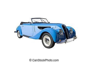 car, clássicas, retro