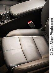 car, confortável, assentos
