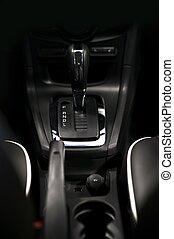 car, console