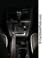 Car Console - Car Central Console with Hand Break, Automatic...