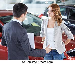 Car consulting