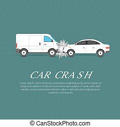 Car Crash Poster
