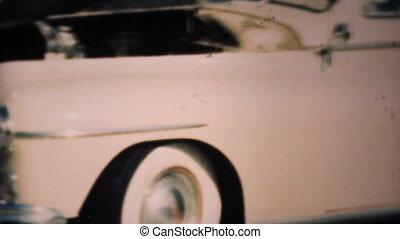 Car Damaged From A Flood-1948