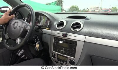 Car Dashboard, Automobiles, Control Panel