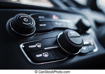 Car Dashboard Instruments