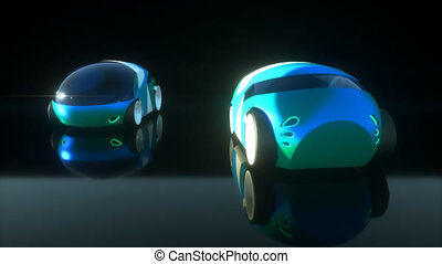Car design - 3D Animation