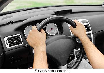 Car driver