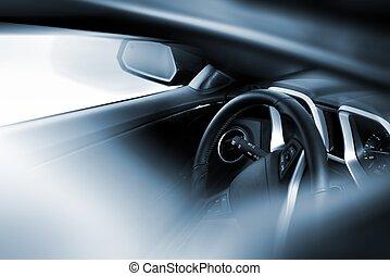 Car Driving Theme