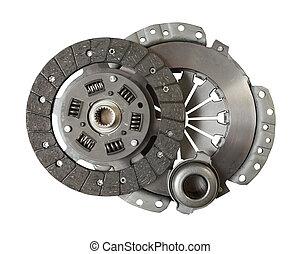 Car engine clutch