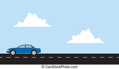 car, estrada