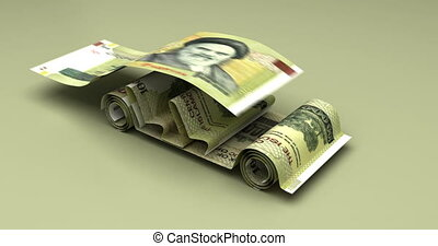 Car Finance with Iranian Rial