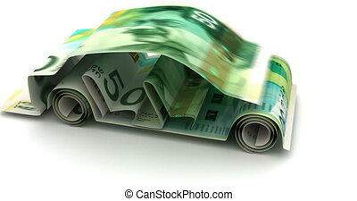 Car Finance with Israeli New Shekel