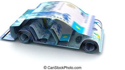 Car Finance with Kazakh Tenge