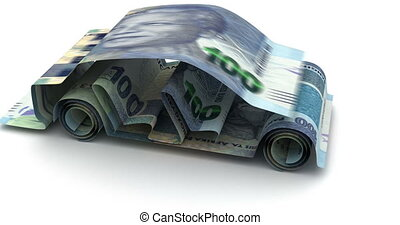 Car Finance with South African Rand