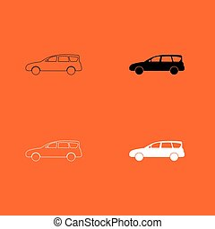 Car icon .