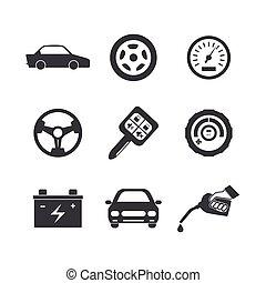 Car Icons