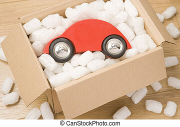 Car In A Box