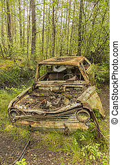 Car Junkyard in Smaland