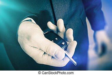 Car Keys Delivery