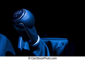 car lever