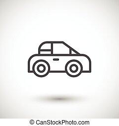 Car line icon