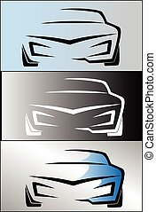 Car logo design 3