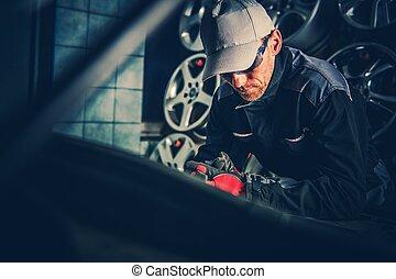 Car Mechanic Job
