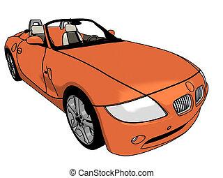 car, modelo