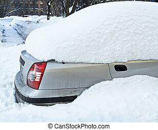car, nevado