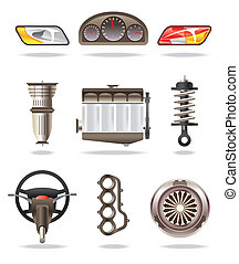 Car parts and accessories