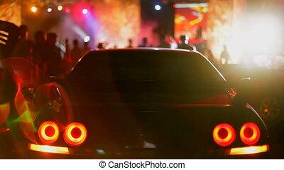 Car party