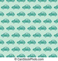 Car Pattern Background