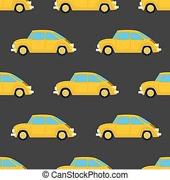 car pattern