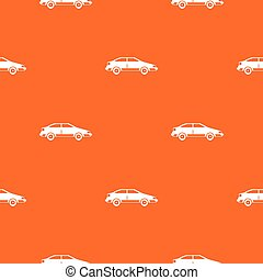 Car pattern seamless