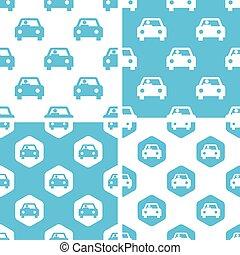 Car patterns set