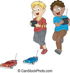 Car Racing Boys