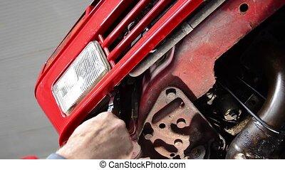 car repair - automobile repair shop