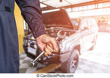 car repair industry